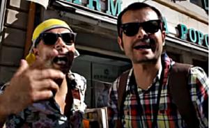 """Dr. Drer & Crc Posse nel video musicale """"Su sardu alfabetu"""""""