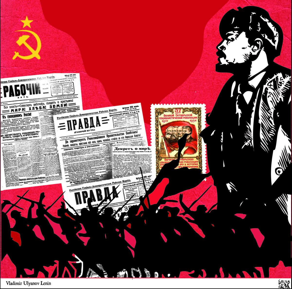 Buon compleanno Lenin