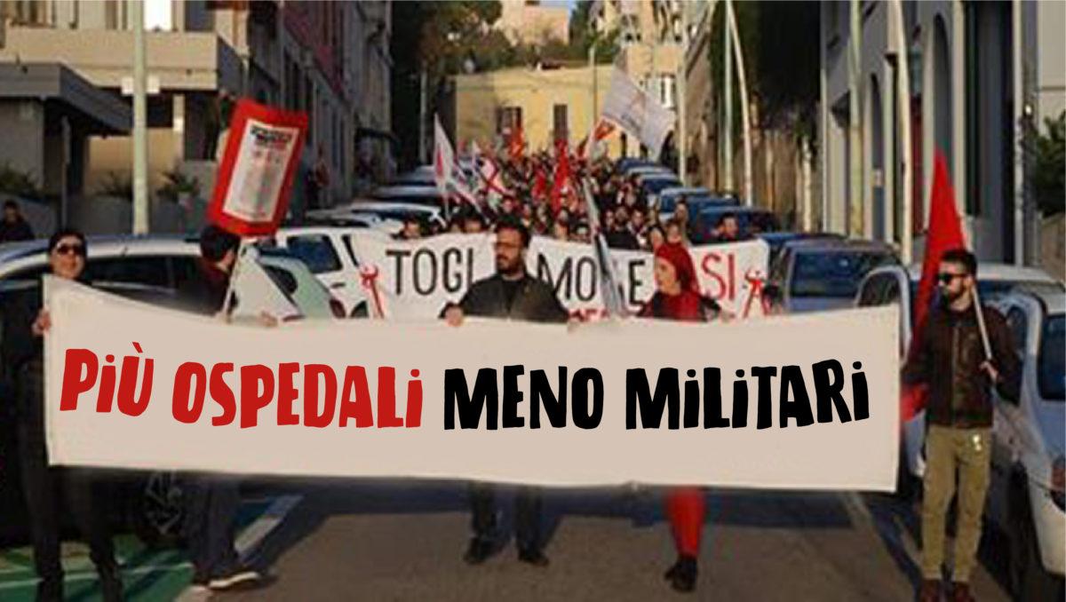 """+ Ospedali -Militari"""". Il Covid-19 non ferma A Foras"""