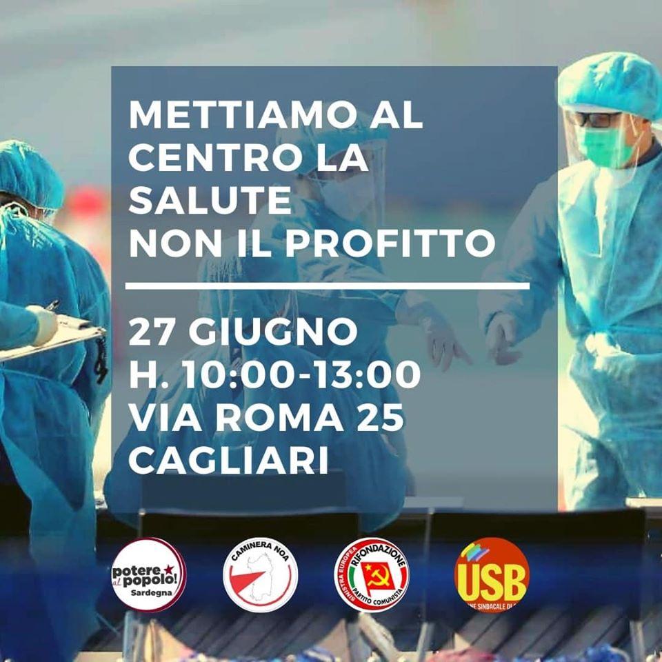 La sanità deve essere pubblica e di qualità: sabato manifestazione
