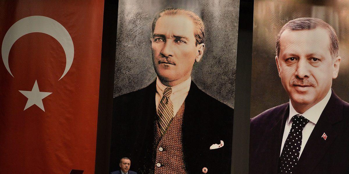 L'occidente che santifica i dittatori. L'esempio di Ataturk